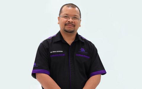 Dr. Ahmad Izuanuddin Ismail