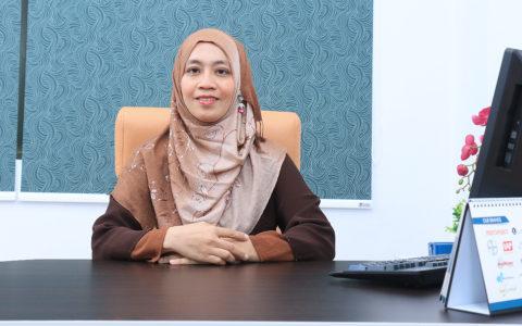 Dr.Mardiah @ Sarah Harnani Mansor