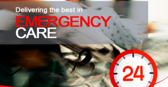 Emergency Services is now available