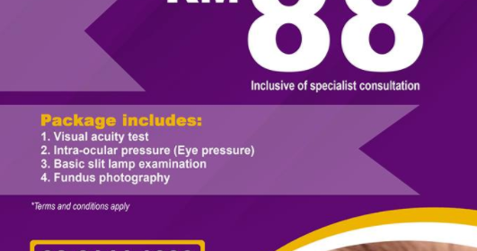 Eye Screening Package