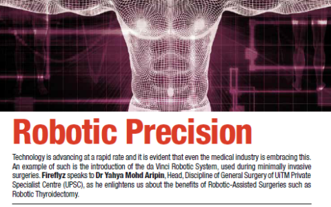 Robotic Precision