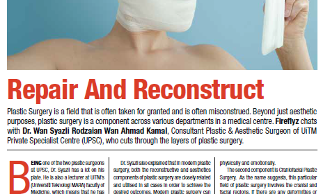 Repair and Reconstruct