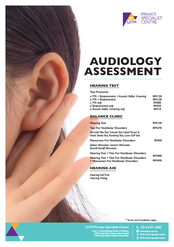 UPSC Audiology Assessment